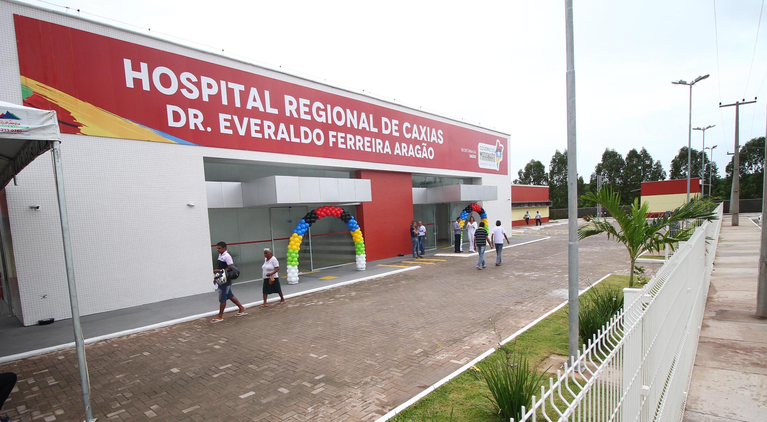 Hospital Dr. Everaldo Ferreira Aragão vai beneficiar mais de 783 mil pessoas que vivem em 26 cidades da região leste do Estado. Foto: Gilson Teixeira/Secom