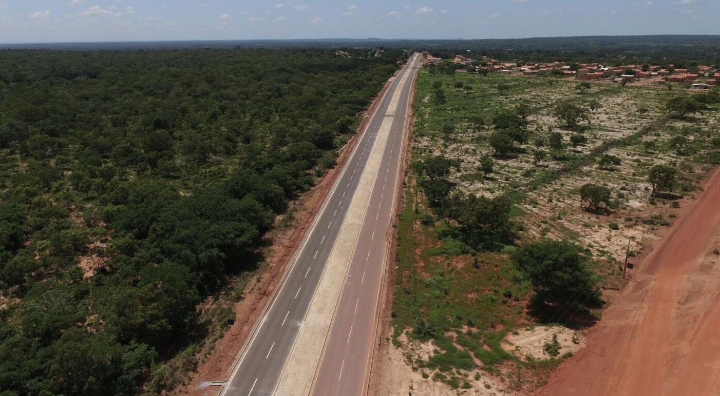 Governo pavimentará estradas do Maranhão com nova tecnologia de impermeabilização. Foto: Divulgação