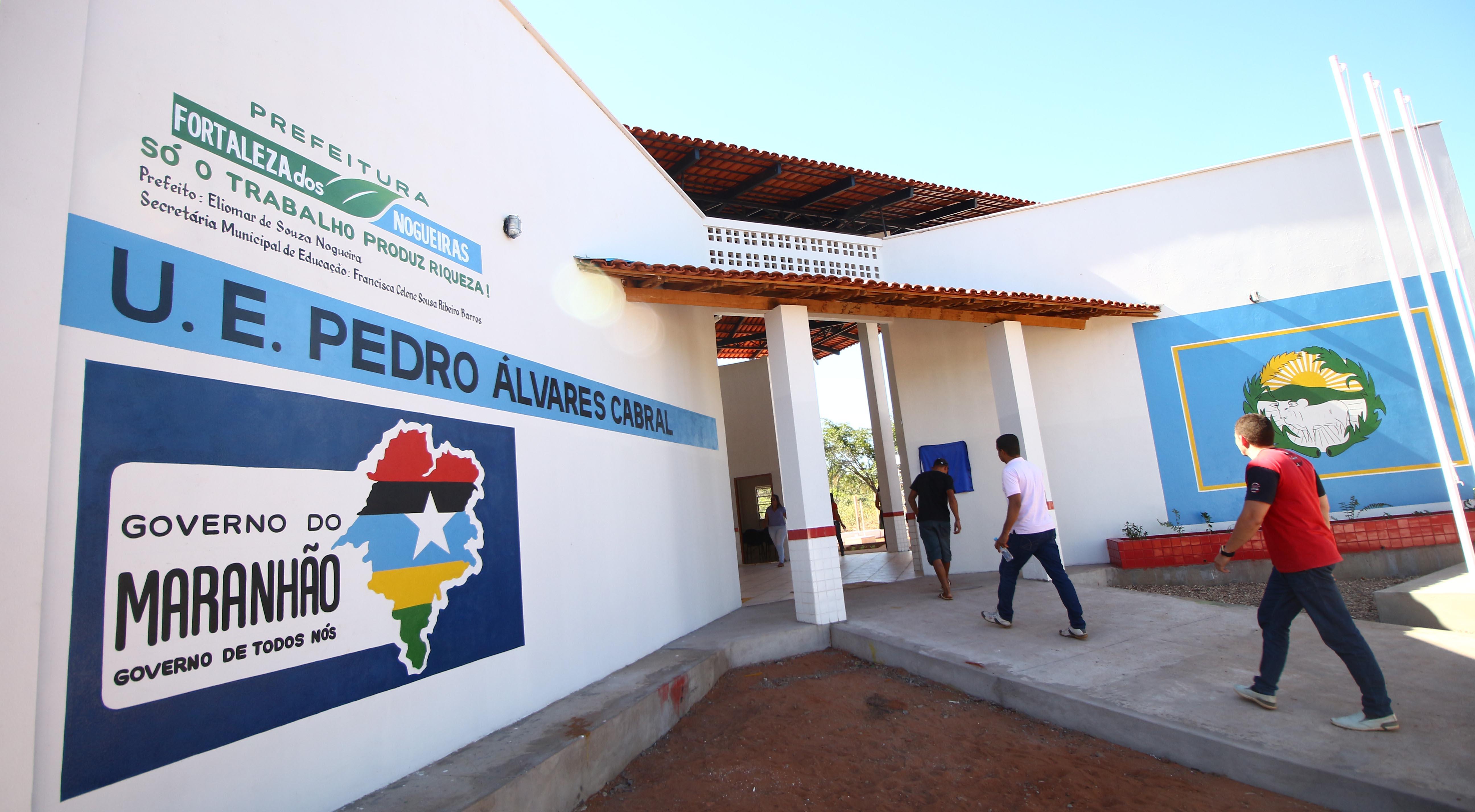 Inauguração da primeira escola Digna foto Gilson Teixeira (5)