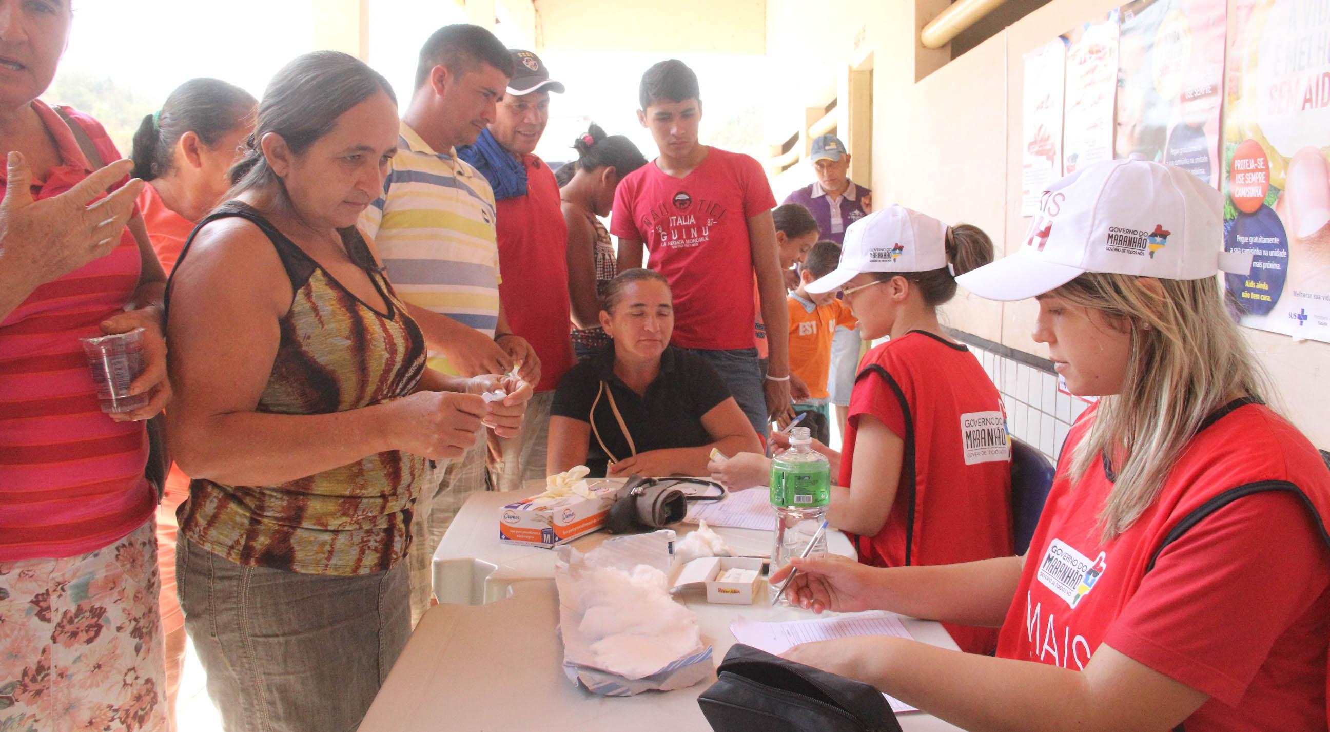 Dia D do 'Mais IDH' realizou vários atendimentos para a população dos municípios contemplados pelo programa. Fotos/NaelReis