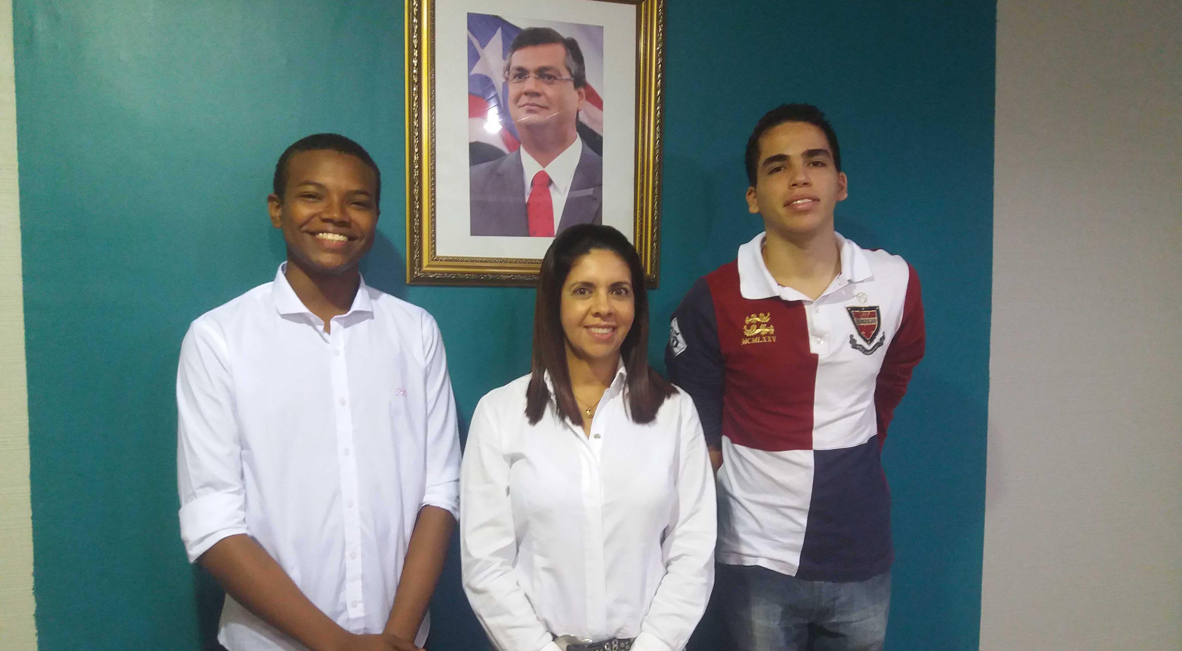 Foto 1 Três estudantes maranhenses representarão Maranhão no Parlamento Jovem Brasileiro em Brasília