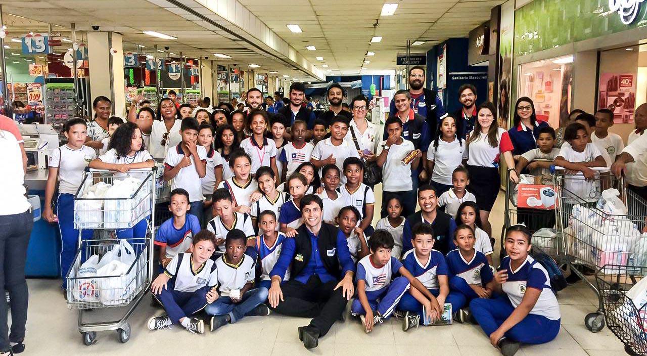 O projeto teve início em março de 2015 e contou com a parceria da Secretaria de Estado de Educação (Seduc). Foto: Divulgação